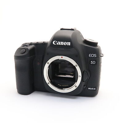 $ CDN888.73 • Buy Canon EOS 5D Mark II Body Shutter Count 10100 Shots