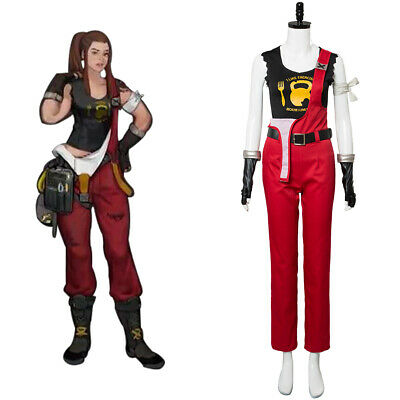 AU116.54 • Buy Game Overwatch OW Brigitte Lindholm Cosplay Costume Halloween Outfit