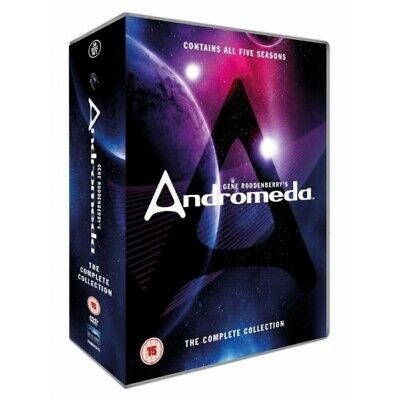 Andromeda - The Complete Collection DVD • 55.99£