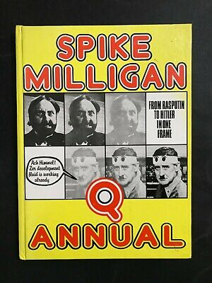 Spike Milligan Q Annual From 1979, 128 Pages • 16.74£