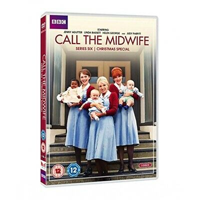 Call The Midwife - Series 6 - Complete DVD • 12.99£