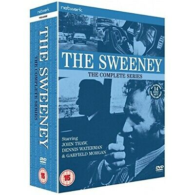 The Sweeney: The Complete Series DVD • 38.99£
