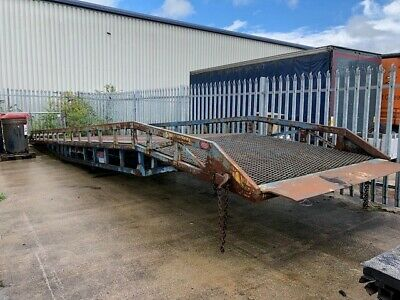 Chase Container Loading Ramp • 3,250£