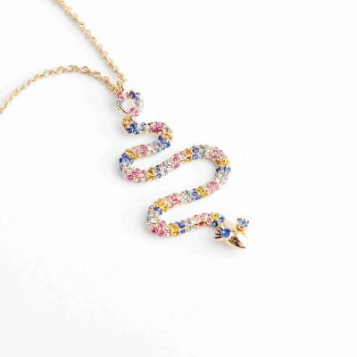 $ CDN45.59 • Buy Kate Spade New York Spice Things Up Snake Pendant Necklace