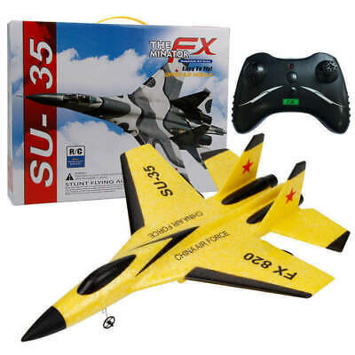 SU-35 RC Remote Control Aircraft Airplane Helicopter EPP Foam Plane Toy UK • 28.99£