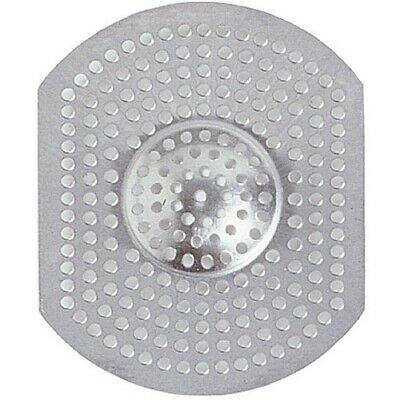 £2.89 • Buy Stainless Steel Sink Bath Plug Hole Strainer Basin Hair Trap Drainer Cover