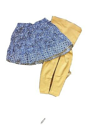 Fatface Skirt And Leggings Age 6/7 • 0.99£
