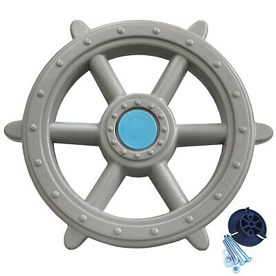 Steering Wheel Handlebar Ship Pirate For Play Tower Climbing Frame Accessories • 33.27£