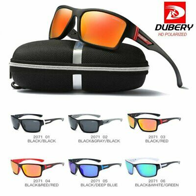 AU18.98 • Buy Brand New Polarized Mens Sunglasses Polarised New Style Square Frame Glasses