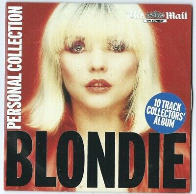 Blondie - Personal Collection Daily Mail Promo CD • 2.99£