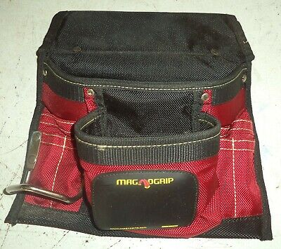 $19.99 • Buy MagnoGrip 202-812 Magnetic Tool Pouch NO Belt