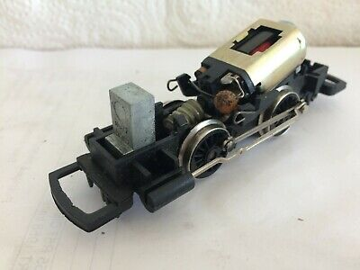 Hornby 0-4-0 Loco Chassis & Piston Block Later Motor Wheels Rods Couplings  • 27.55£