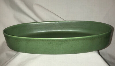 $11.95 • Buy Vintage Royal Haeger Art Pottery 11x6 Console Bowl Planter Vase RG 51 Succulents