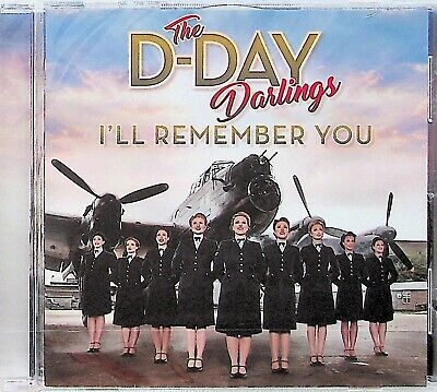 £3.99 • Buy The D-Day Darlings -Ill Remember You CD (2018) Best Of 40s Wartime Classics