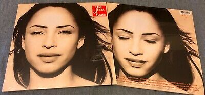 Sade The Best Of Sealed Vinyl LP Includes Smooth Operator & Your Love Is King  • 19.95£