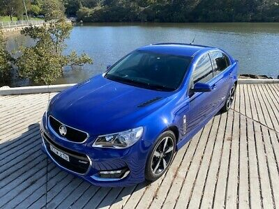 AU34500 • Buy Holden Commodore VF Series II SS - Ex-NSW Police - 122,xxx KM Rego Until January