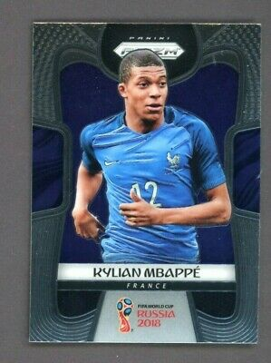 $ CDN74.94 • Buy 2018 Panini Prizm Soccer World Cup Kylian Mbappe France RC Rookie