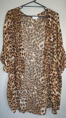 AU15 • Buy AUTOGRAPH - Lovely Open Kimono Style Jacket - Size 20 - Excellent Condition
