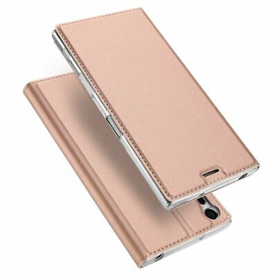 AU25.33 • Buy Magnetic Flip Book Case Kickstand Heavy Duty Protection Cover For Sony Xperia