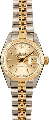 $ CDN3876.14 • Buy Vintage Rolex Oyster Perpetual Datejust Women's Watch See Description