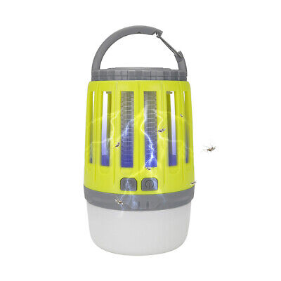 LED Electric UV Mosquito Killer Fly Bug Insect Repellent Zapper Trap Catch Lamp • 9.49£