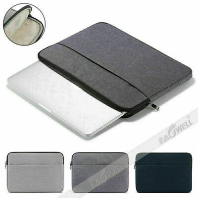 AU21.99 • Buy Notebook Laptop Sleeve Case Briefcase Carry Bag Pouch Cover 13  13.5 14 15 15.4