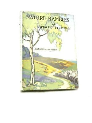 Nature Rambles Autumn To Winter ( Edward Step - 1944) (ID:35507) • 13.99£