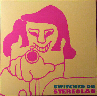 Stereolab – Switched On [12'' VINYL LP] BRAND NEW, SEALED, CLEAR VINYL • 19.99£