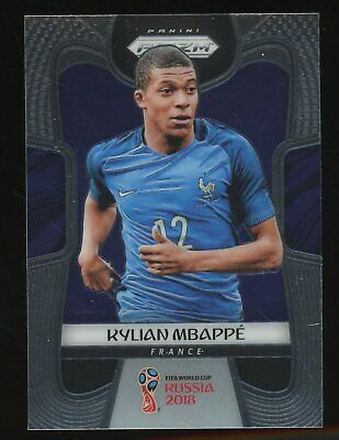 $ CDN81.63 • Buy 2018 Panini Prizm FIFA World Cup Soccer Kylian Mbappe France RC Rookie