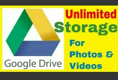 AU2 • Buy Google Drive Unlimited Storage For Your Personal Account ! Fast Delivery
