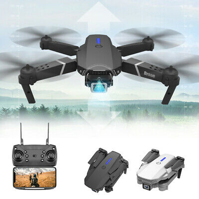AU52.88 • Buy Drone X Pro WIFI FPV 4K HD Camera Profesional Foldable Selfie RC Quadcopter 🔥