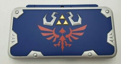 $ CDN369.08 • Buy Nintendo 2DS XL Hylian Shield Edition Tested Works W/ Charger (See Photos)