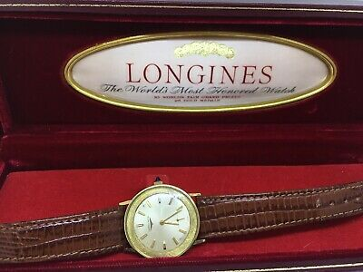$ CDN513.91 • Buy Vintage Longines 14K Yellow Gold Unisex Wrist Watch Hand-Wind. Runs