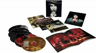 Prince Up All Nite With The One Nite Alone Collection Sealed 5 Disc CD Box Set • 31.95£