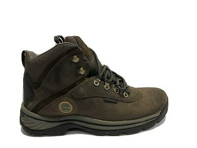 £63.23 • Buy Timberland, White Ledge Mid Mens Waterproof Hiking Boots Brown US10 M