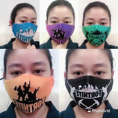 $ CDN16.02 • Buy  Adult/Teen   ~ Fashion Facemask | Washable Reusable Facemask ~Fortnite ~