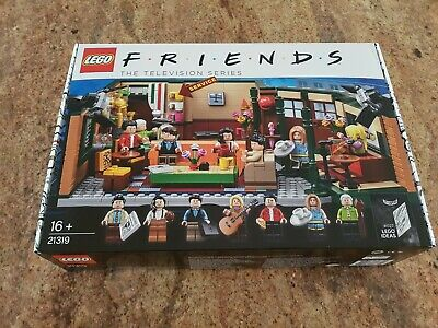 $123.74 • Buy LEGO 21319 FRIENDS Central Perk The Television Series Set Building Set TV Show
