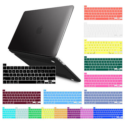 $13.59 • Buy IBENZER MacBook Pro Plastic Hard Shell Case & Keyboard Cover 13 15  M1 Touch Bar