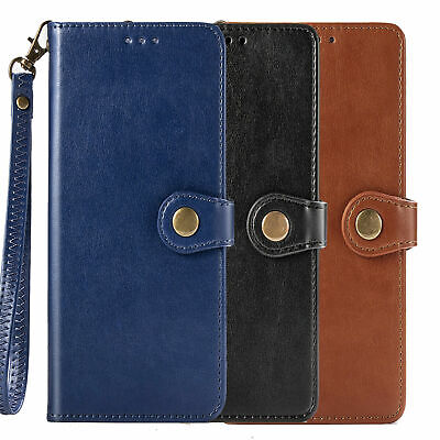 Case For Huawei P40 Pro Lite Leather Wallet Magnetic Flip Shockproof Stand Cover • 3.48£