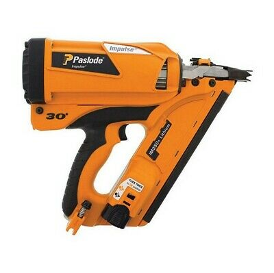 Paslode IM350+ 7.4V 2.1Ah Li-Ion First Fix Gas Nail Gun With Battery And Charger • 469.99£