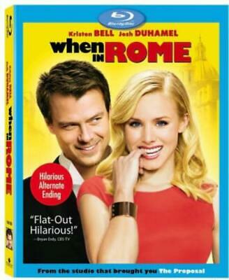 WHEN IN ROME (Region A BluRay,US Import.) • 14.19£