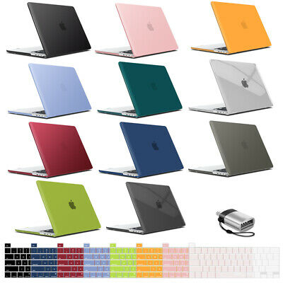 $16.99 • Buy IBENZER Apple MacBook Pro 16 Inch Hardshell Case + Keyboard Cover 2019 A2141
