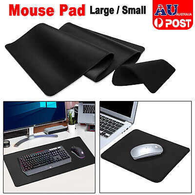 AU14.95 • Buy Large Size Gaming Mouse Pad Desk Mat Extended Anti-slip Rubber Speed Mousepad
