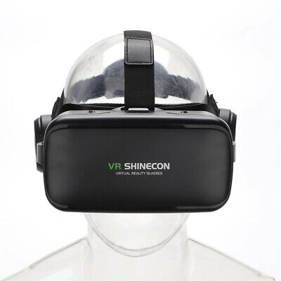 AU45.96 • Buy Virtual Reality Headset 360° VR 3DGlasses Goggles Mobile Phone Remote ControlHOT