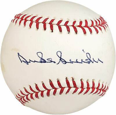 $ CDN46.24 • Buy Duke Snider Autographed Signed MLB Baseball Brooklyn Dodgers PSA/DNA #M94976