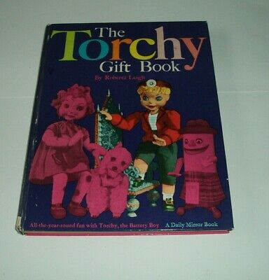 TORCHY GIFT BOOK By ROBERTA LEIGH (1961) SUPER COPY  • 18£