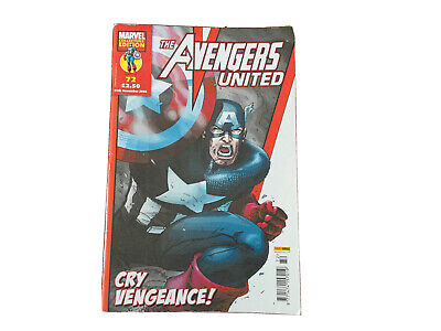 £3.75 • Buy MARVEL THE AVENGERS UNITED No 72 Cry Vengeance Collectors Edition