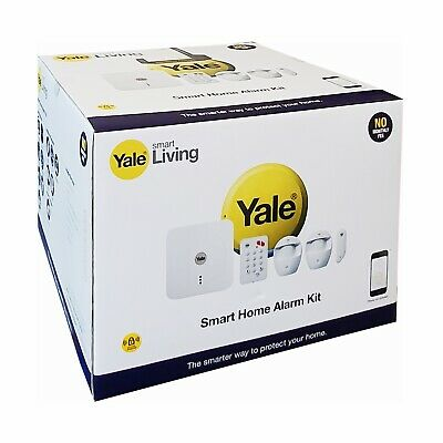 Yale Smart Home Alarm Kit SR-320 Wireless Alarm Kit With Smart Phone Control • 249.99£