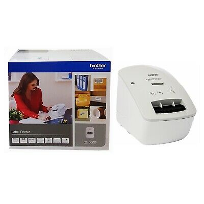 Brother QL-600G Postage And Address Label Printer With 8 Meter Continuous Roll • 64.99£