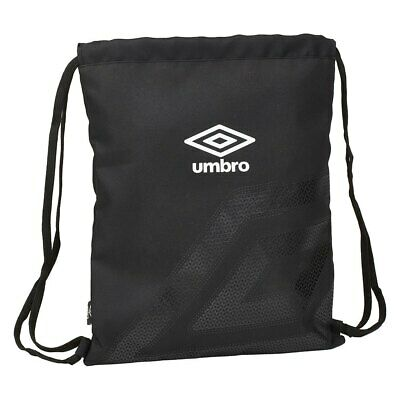 Safta Umbro Gymsacks Suitcases And Bags Black • 14.99£